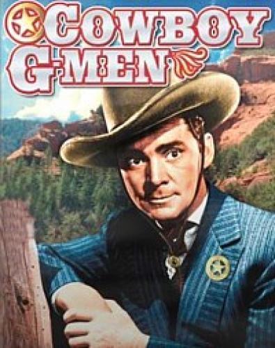 Cowboy G-Men next episode air date poster
