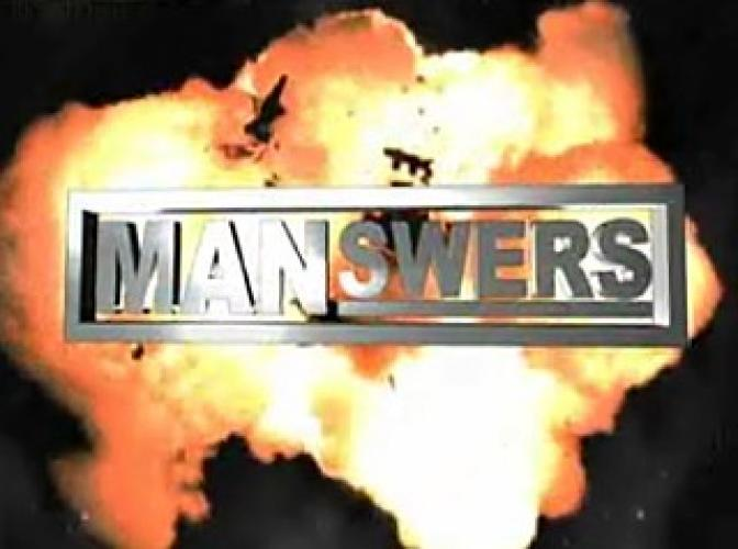 MANswers next episode air date poster
