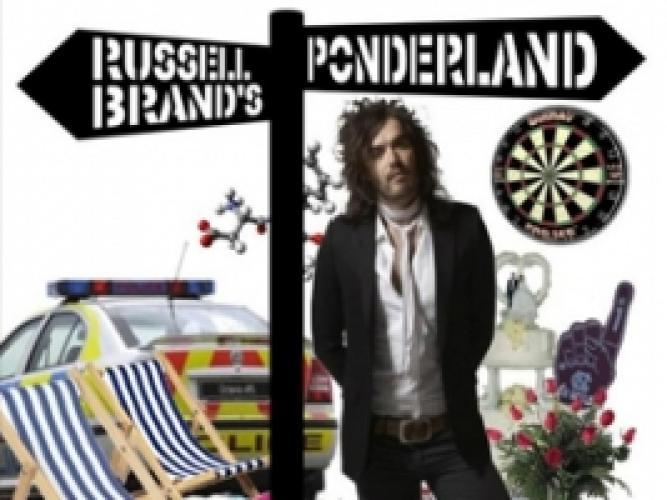 Russell Brand's Ponderland next episode air date poster