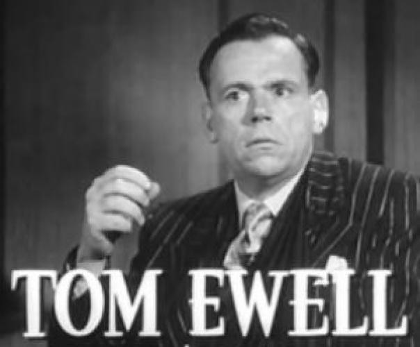 The Tom Ewell Show next episode air date poster