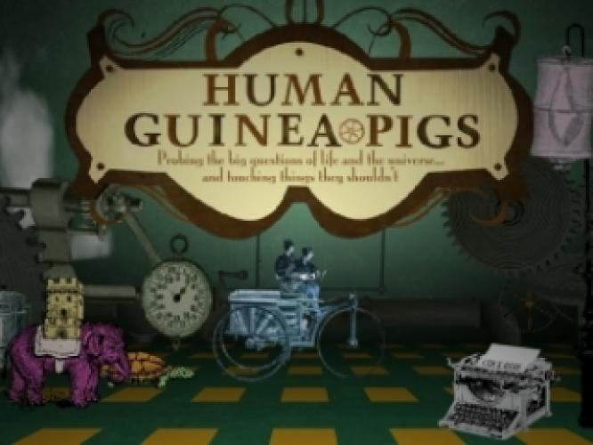 Human Guinea Pigs next episode air date poster