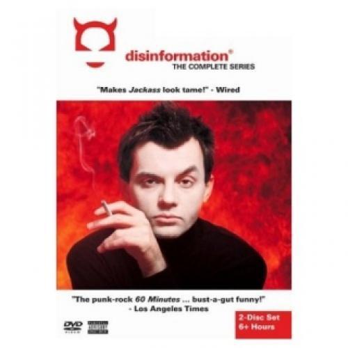Disinformation (UK) next episode air date poster