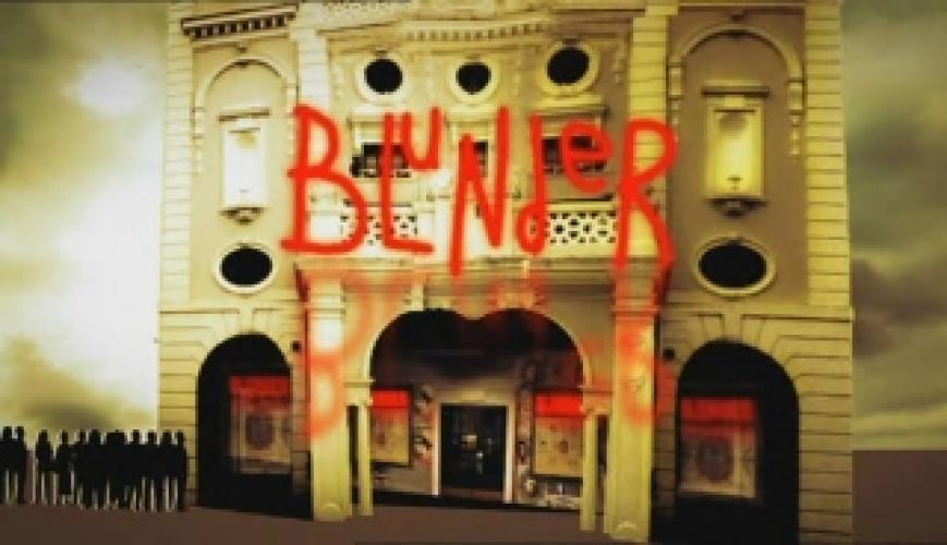 Blunder next episode air date poster