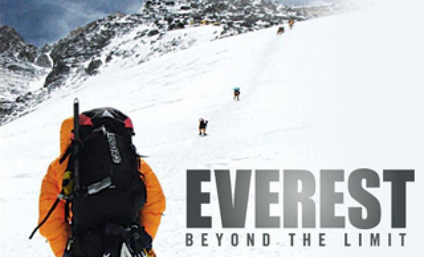Everest: Beyond The Limit next episode air date poster