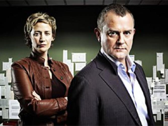 Hunter (UK) next episode air date poster