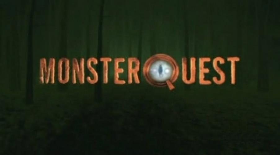 MonsterQuest next episode air date poster