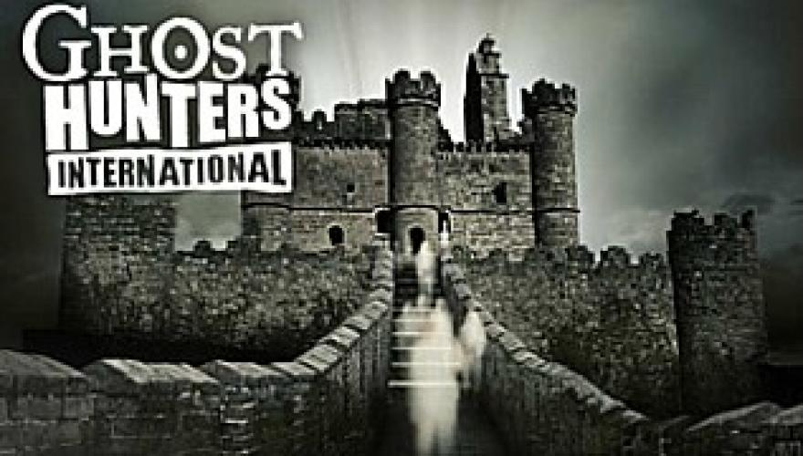 Ghost Hunters International next episode air date poster
