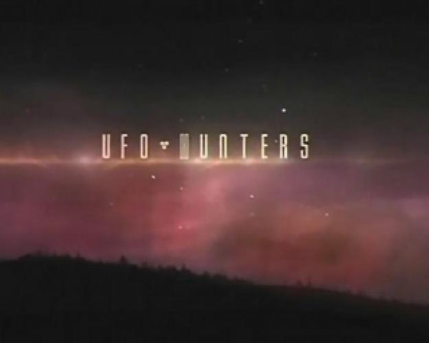 UFO Hunters (History) next episode air date poster