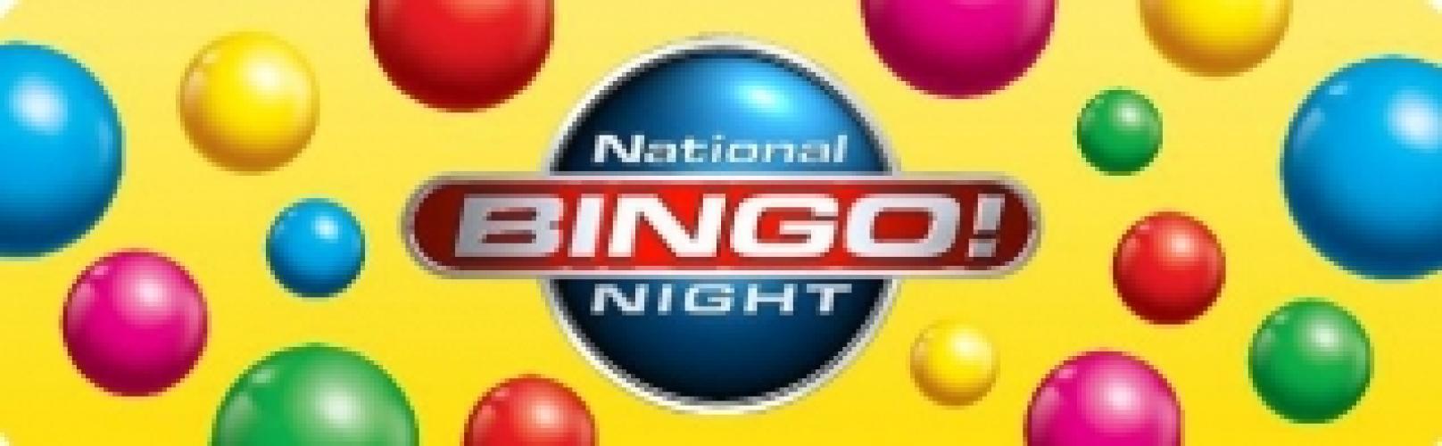 National Bingo Night (AU) next episode air date poster