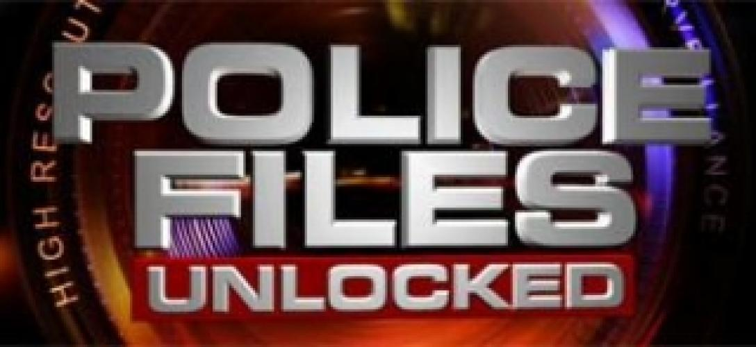 Police Files - Unlocked next episode air date poster