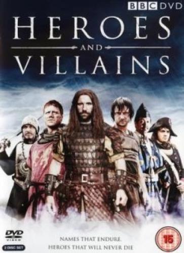 Heroes & Villains next episode air date poster