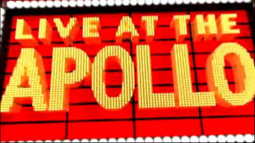 Live at the Apollo next episode air date poster