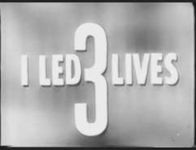 I Led Three Lives next episode air date poster