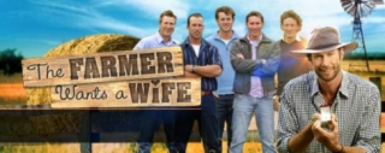 The Farmer Wants A Wife (AU) next episode air date poster