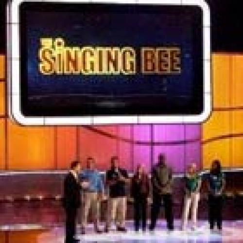 The Singing Bee (AU) next episode air date poster