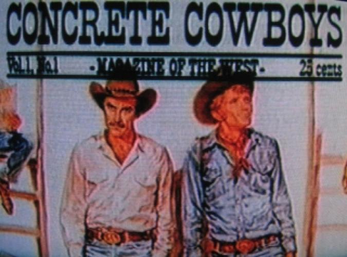 Concrete Cowboys next episode air date poster
