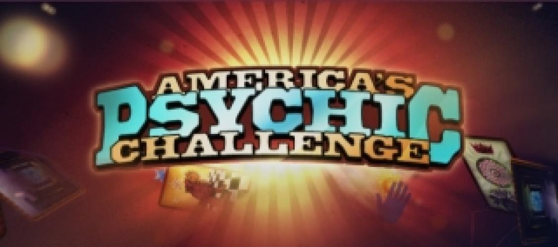 America's Psychic Challenge next episode air date poster