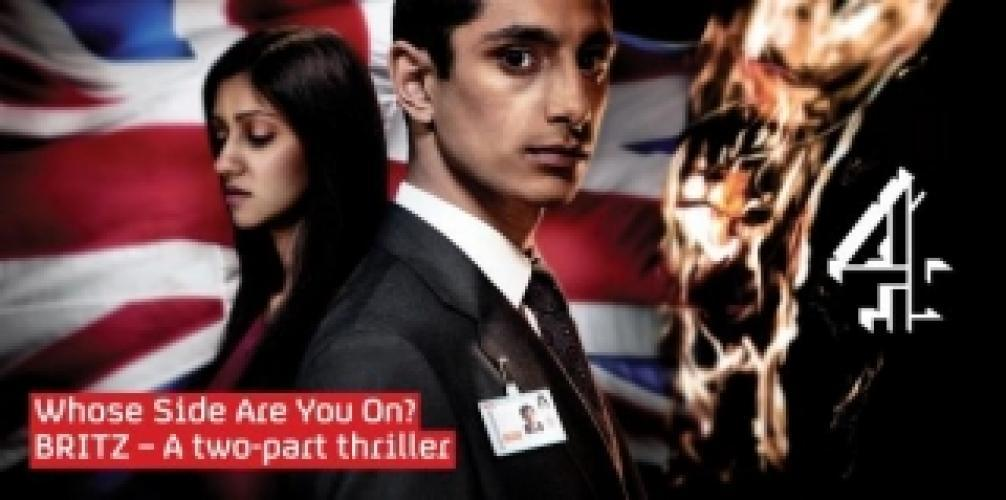 Britz next episode air date poster