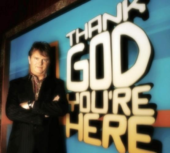 Thank God You're Here (UK) next episode air date poster