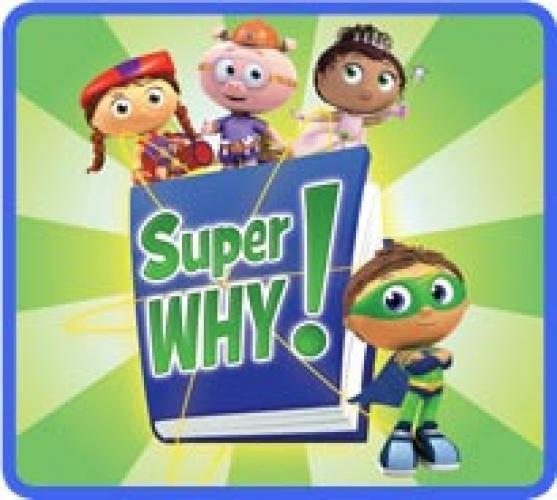 Super WHY! next episode air date poster