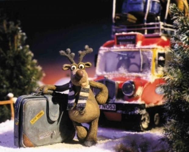 Robbie The Reindeer next episode air date poster