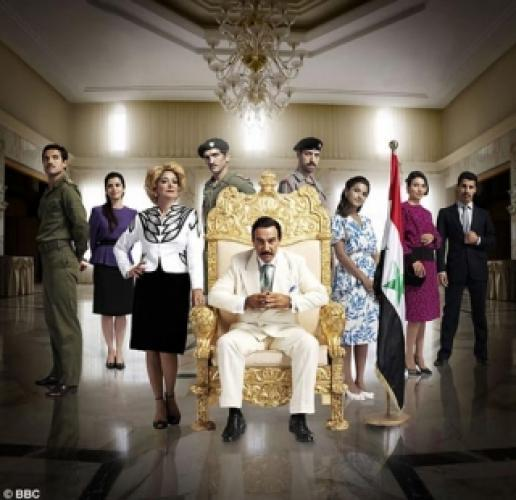 House Of Saddam next episode air date poster