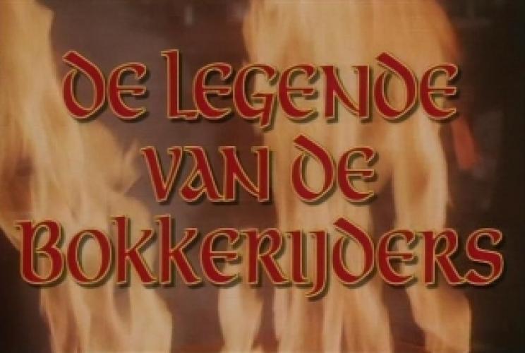Legende van de Bokkerijders, De next episode air date poster