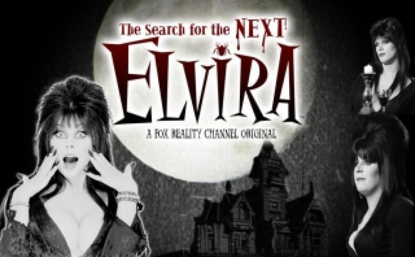 The Search for the Next Elvira next episode air date poster