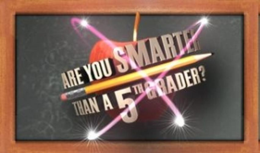 Are You Smarter Than a 5th Grader? (AU) next episode air date poster