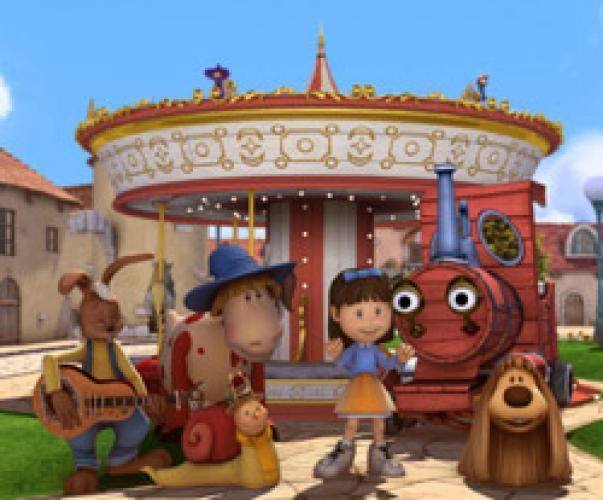 Magic Roundabout (2007) next episode air date poster