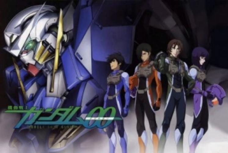 Mobile Suit Gundam 00 next episode air date poster