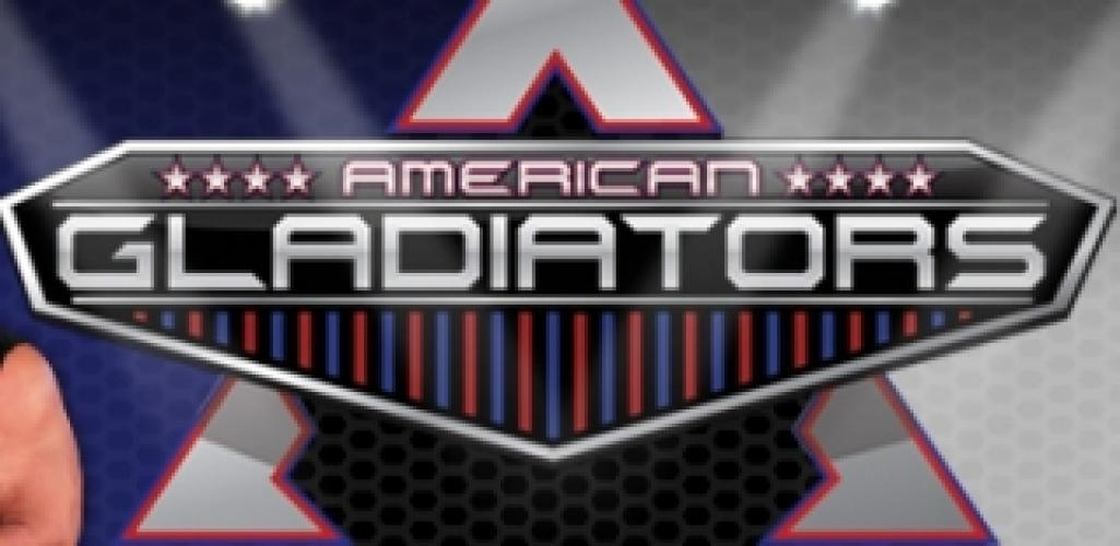 American Gladiators (2008) next episode air date poster