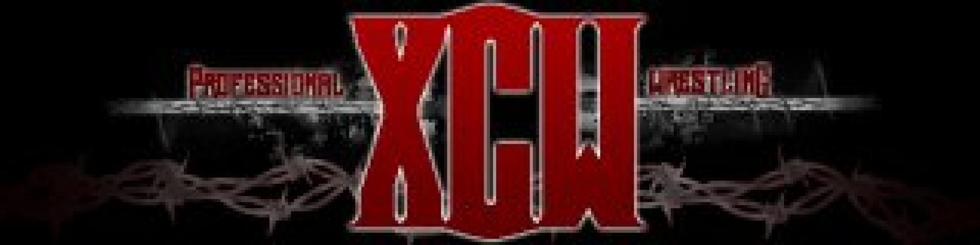 XCW Wrestling next episode air date poster