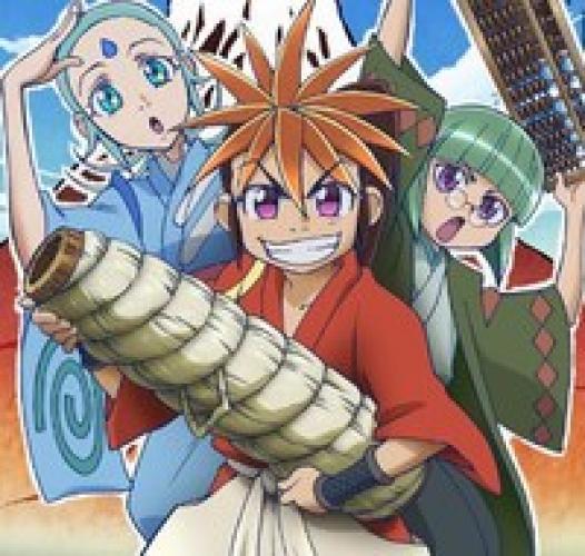 Oh! Edo Rocket next episode air date poster