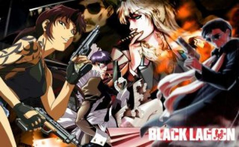 Black Lagoon next episode air date poster