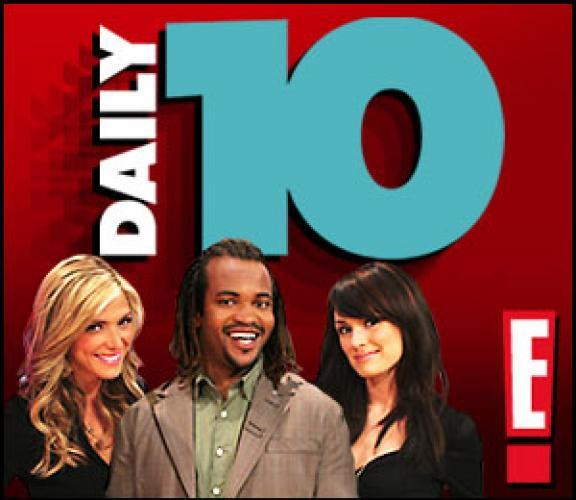 The Daily 10 next episode air date poster