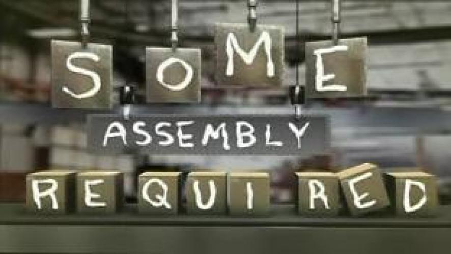 Some Assembly Required (2007) next episode air date poster