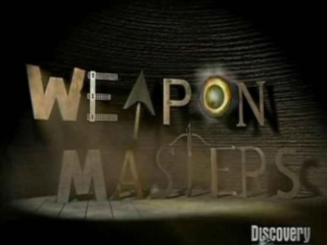 Weapon Masters next episode air date poster