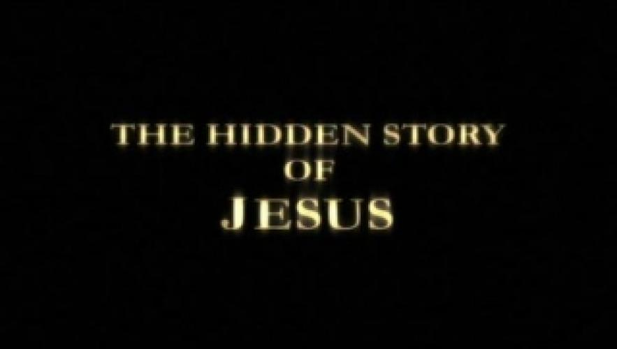 The Hidden Story of Jesus next episode air date poster