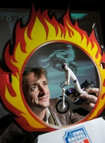 Richard Hammond Meets Evel Knievel next episode air date poster