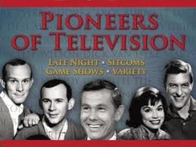 Pioneers of Television next episode air date poster
