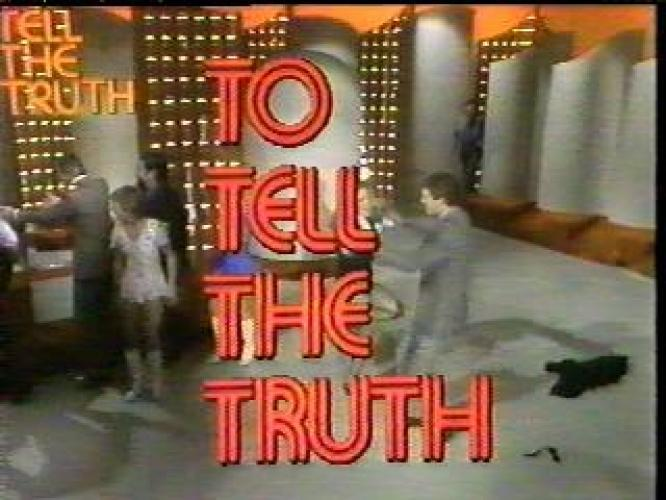 To Tell The Truth (1980) next episode air date poster