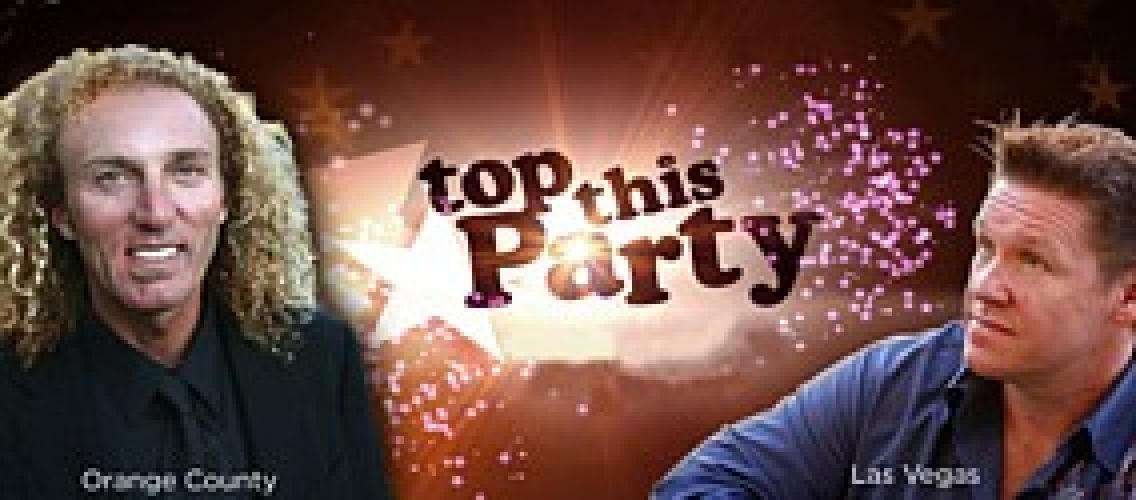 Top This Party: Orange County next episode air date poster