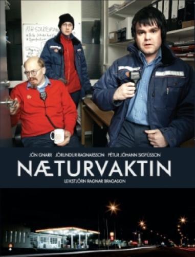 Næturvaktin next episode air date poster
