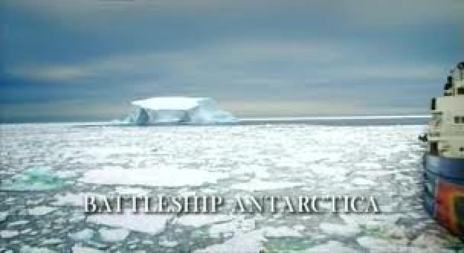 Battleship Antartica next episode air date poster