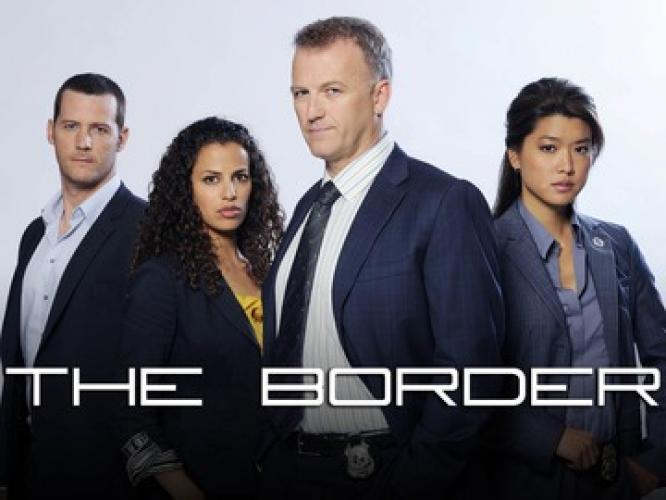 The Border next episode air date poster