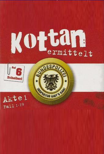 Kottan Ermittelt next episode air date poster