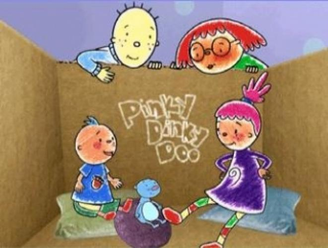 Pinky Dinky Doo next episode air date poster