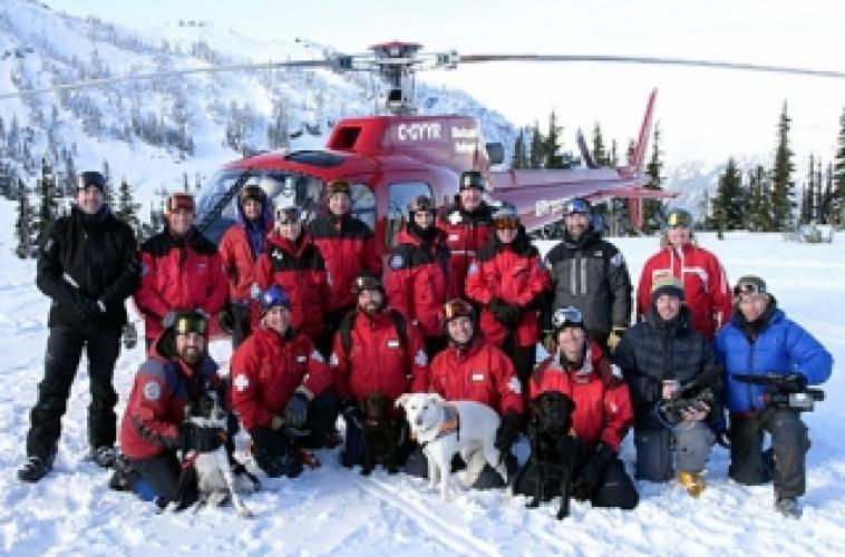Avalanche Dogs next episode air date poster