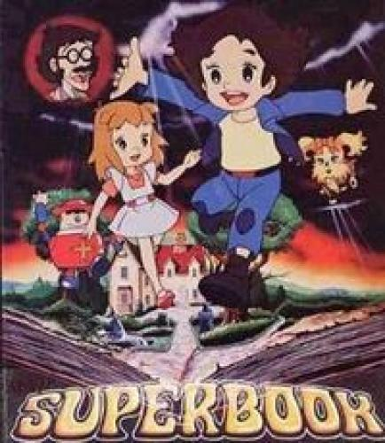 SuperBook next episode air date poster